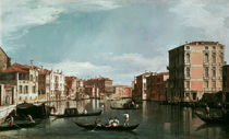Canaletto/ Venedig/ Canale Grande von AKG  Images