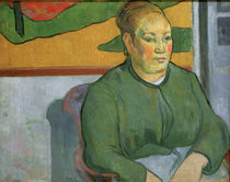P.Gauguin, Portraet von Madame Roulin by AKG  Images