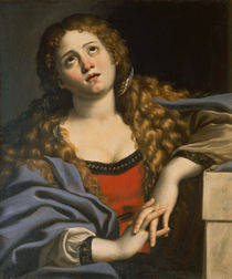 Domenichino, Maria Magdalena by AKG  Images