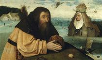 H.Bosch, Versuchung des Hl. Antonius by AKG  Images