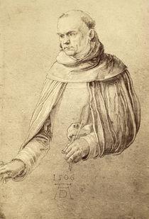 A.Duerer, Hl.Dominikus / Zeichnung von AKG  Images