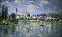 C.Monet, Vetheuil im Sommer by AKG  Images