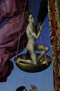 R. van der Weyden, Michael, Seliger by AKG  Images