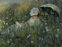 Claude Monet, Dans la Prairie by AKG  Images