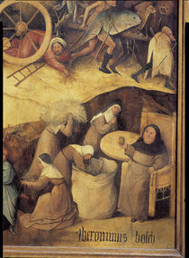 H.Bosch, Der Heuwagen, Ausschnitt by AKG  Images