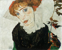 E.Schiele, Bildnis Wally by AKG  Images