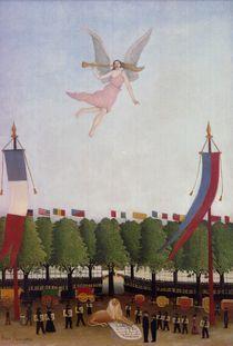 H.Rousseau, Freiheit laedt Kuenstler ein von AKG  Images