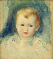 A.Renoir, Kinderbildnis von AKG  Images