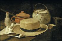 v.Gogh, Stilleben mit gelbem Strohhut von AKG  Images