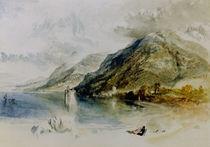 W.Turner, Schloss von Chillon von AKG  Images