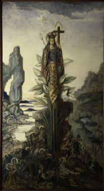 G.Moreau, Fleur mystique by AKG  Images
