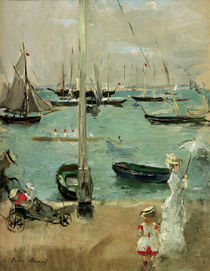 B.Morisot, West Cowes, Isle of Wight by AKG  Images