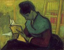 Van Gogh, Romanleserin by AKG  Images
