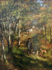 A.Renoir, Der Maler Jules Le Coeur by AKG  Images