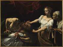 Caravaggio, Judith und Holofernes by AKG  Images