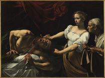 Caravaggio, Judith und Holofernes von AKG  Images