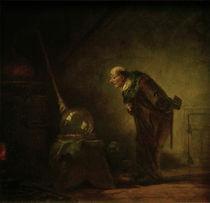 C.Spitzweg, Der Alchimist von AKG  Images