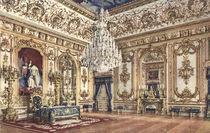 Schloss Herrenchiemsee, Beratungssaal von AKG  Images