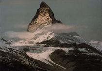 Matterhorn / Photochrom von AKG  Images