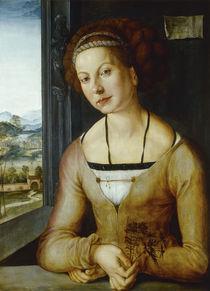 Duerer, Katharina Frey / Gem. 1497 by AKG  Images