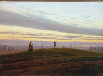 C.D.Friedrich, Der Abendstern by AKG  Images