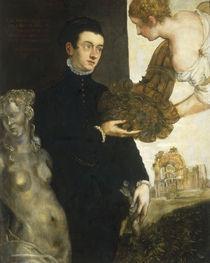 Ottavio Strada / Gemaelde v.Tintoretto by AKG  Images