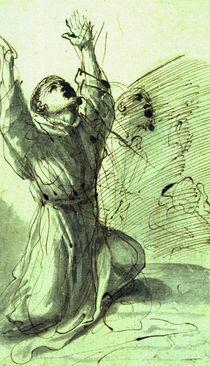 Guercino, Hl.Franziskus von AKG  Images