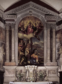 Veronese, Madonna in der Glorie by AKG  Images