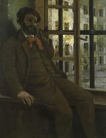 Gustave Courbet, Selbstbildnis 1872 von AKG  Images