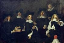 Frans Hals,Regenten des Altmaennerhauses von AKG  Images