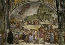 L.Signorelli, Auftreten des Antichrist von AKG  Images