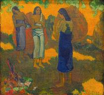 P.Gauguin, Drei Tahitianerinnen by AKG  Images