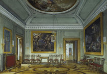 Gatschina, Schloss, Vorzimmer / E.P.Hau by AKG  Images