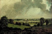 J.Constable, Dedham Vale von AKG  Images