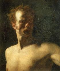 Th.Gericault, Modellstudie eines Mannes by AKG  Images