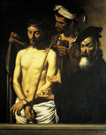 Caravaggio, Ecce Homo von AKG  Images
