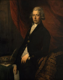 William Pitt d.J. / Gem.v.Gainsborough von AKG  Images