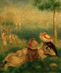 A.Renoir, Junge Maedchen an der Kueste von AKG  Images