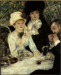 Renoir/ Nach dem Essen/ 1879 by AKG  Images