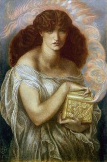 D.G.Rossetti, Pandora by AKG  Images