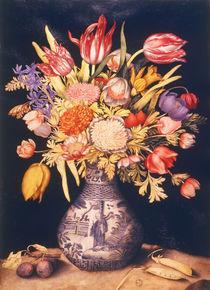 G.Garzoni, Blumenstrauss von AKG  Images