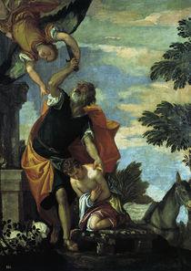 Paolo Veronese, Abraham opfert Isaak von AKG  Images