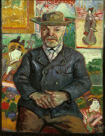 Van Gogh/ Bildnis Pere Tanguy/ 1887-88 by AKG  Images