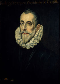 Rodrigo Vazquez / Gem.v.El Greco von AKG  Images