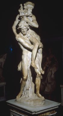 G.L.Bernini, Aeneas und Anchises by AKG  Images
