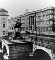 Berlin,Schlossplatz,Kurfuerstenbruecke/Levy von AKG  Images