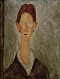 A.Modigliani, Der Student by AKG  Images