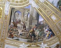 Domenichino, Geisselung des Andreas von AKG  Images