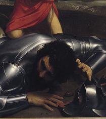 G.Reni,  David und Goliath, Ausschnitt von AKG  Images