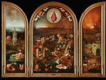 H.Bosch, Die Hoelle (Wien) von AKG  Images